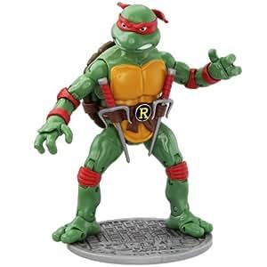Retro teenage mutant ninja turtles 6 inch action figure series 1
