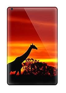 New A Giraffe Journey At Dusk Protective Ipad Mini 2 Classic Hardshell Case 5491435J59019926