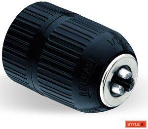 1//2 Keyless Drill Chuck Replacement 1//2 x 20 UNF 13MM fits most drills 1//2 inch ABBOTT