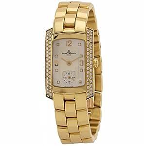 Baume & Mercier Hampton swiss-quartz womens Watch 65334 (Certified Pre-owned)