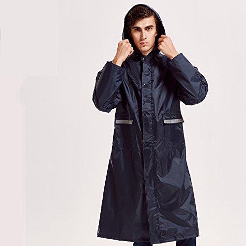 Benfa Regenmantel Erwachsene Outdoor Wandern Männer Und Frauen Lange Regenmantel Anzug Poncho Jacke Verdickung Material Oxford Tuch B07CWFRKJH Jacken Erste Gruppe von Kunden