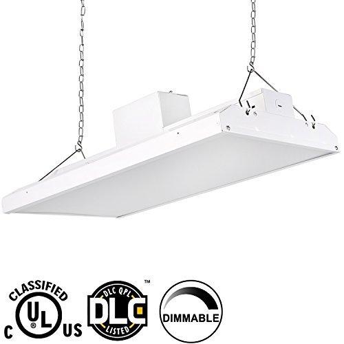 Hykolity 2' LED High Bay Shop Light Fixture 110W [400W