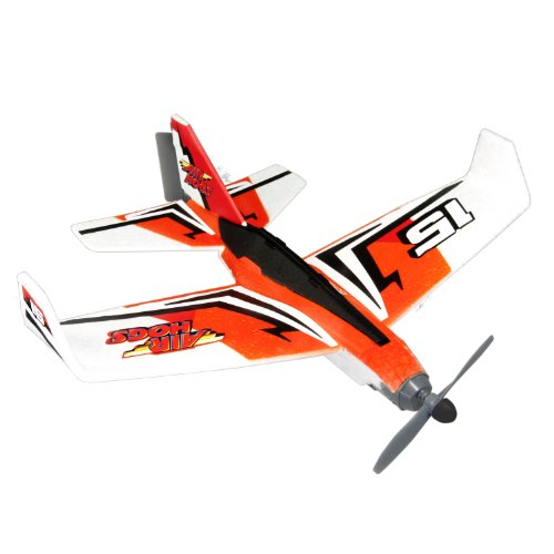 Air Hogs RC Sky Stunt Plane - Red