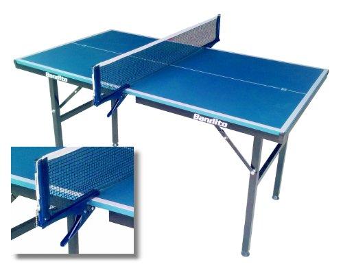 Tischtennisplatte JUNIOR FUN, Indoor Der absolute Hit bei Jung und Alt, sehr platzsparend zusammenklappbar !