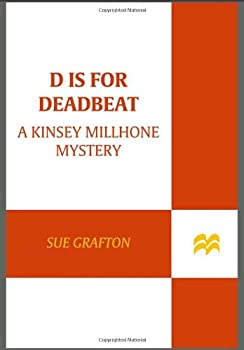 """D"" Is for Deadbeat 0312939027 Book Cover"