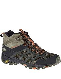Merrell Mens Moab FST 2 Mid Hiking