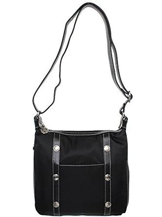 ea7f01c809 Pourchet Jasmin 6154 Sac Trotteur Noir: Amazon.fr: Vêtements et accessoires