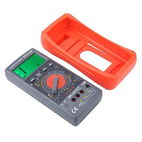 Akozon Tachometer Meter AT2150B Handheld Automotive Tachometer Meter/LCD Display Digital Multimeter by Akozon (Image #3)