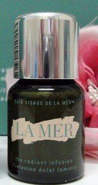La Mer THE RADIANT INFUSION, .5 oz / 15 ml (DLX size) NEW