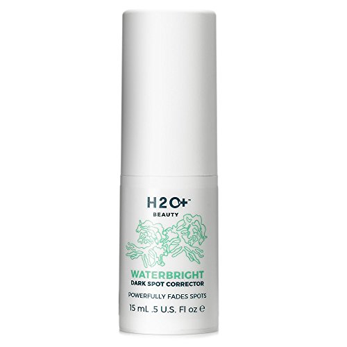 (H2O+ Beauty Waterbright Dark Spot Corrector for Face, Powerfully Fades Spots with Vitamin C, 0.5)