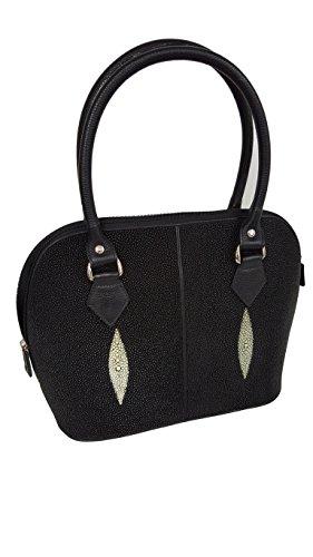 Stingray Leather Clutch Bag