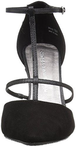 Chinese Laundry Mujeres Stand Tall Micro Suede Negro