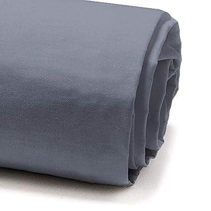 Today 201002 Drap Housse Coton Poudre de Lila 190 x 90 cm