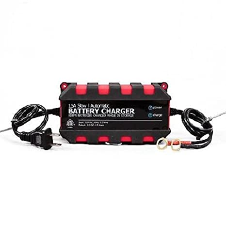Autocraft Battery Review >> Autocraft Ac M15cr 1 5 Amp Mounted Battery Charger
