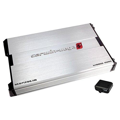 CERWIN VEGA XED712001M 1200W Mono Car Power Amp Cable - Cerwin Vega Dj