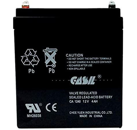 ADT 804302 Compatible Replacement Battery