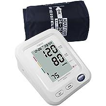 "MIBEST Digital Blood Pressure Monitor - BP Cuff Meter with Display -Standard Size Blood Pressure Machine 9.4-13.4"" - Blood Pressure Tester with C.E. FDA Certificates - Blood Pressure Gauge with Memory"