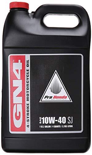 HONDA 08C35-A141L01 Honda Pro GN4 Motor Oil, 10W40, 1 gal