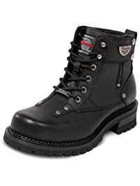 Milwaukee Motorcycle Clothing Company Men's Outlaw Motorcycle Boots (Size 9)