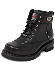 Milwaukee Motorcycle Clothing Company Mens Outlaw Motorcycle Boots (Size 11.5D)