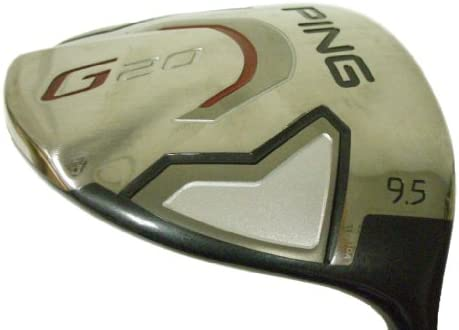 Ping G20 Driver 9.5 TFC 169D, STIFF 460cc Titanium Golf Club