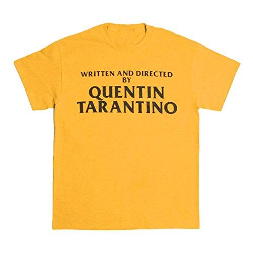 Tarantino da te donna ZFFde Quentin da da Collo e Tops Stampa O T corto shirt donna Golden Summer Maglietta per diretto Scritto R6xZR4qz