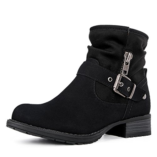 Global Win Womens Globalwin Womens Winter Fasion Boots 16black