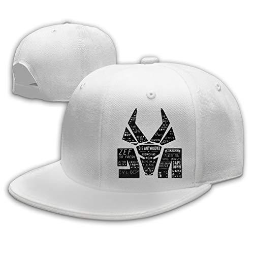 KissKid Die Antwoord Unisex Relaxed Adjustable Baseball Cap Hats -
