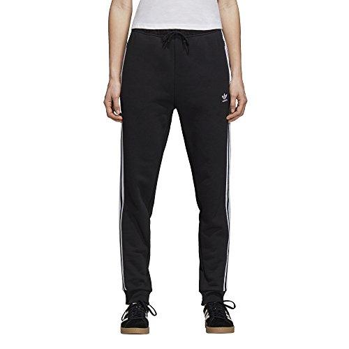 adidas Originals Women's Cuffed Trackpants, Black, L