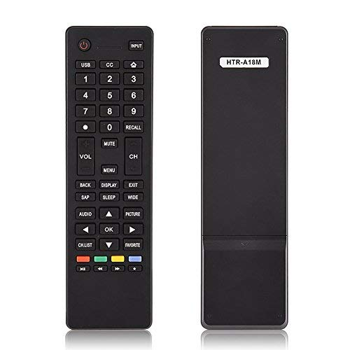 Universal Remote Control Fit for Haier HTR-A18M TV