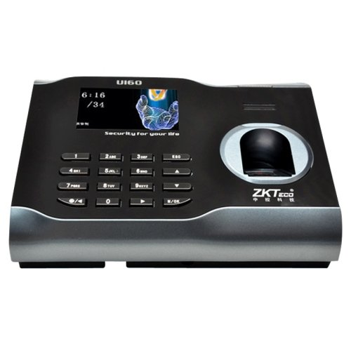 Integrated Biometric Fingerprint Reader - 9