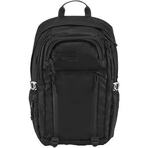 "JanSport Onyx Oxidation Backpack - Black Onyx / 19""H x 12""W x 8""D"
