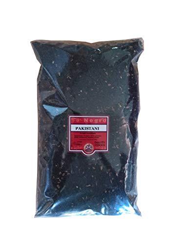 SABOREATE Y CAFE THE FLAVOUR SHOP Te Negro Pakistani En Hebra Hoja A Granel Infusion Natural Energetico 1 Kg