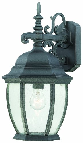 Thomas Lighting SL92297 Covington Outdoor Wall Lantern, - Covington Wall Outdoor
