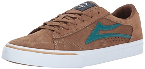 Lakai Unisex-Adult Ellis Walnut Suede