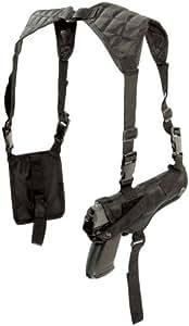 Game Face Shoulder Holster SAH03 Airsoft Adjustable Straps, Fits Most Handguns, One Size
