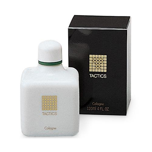 - Shiseido Tactics Cologen Parfum Spray 120ml