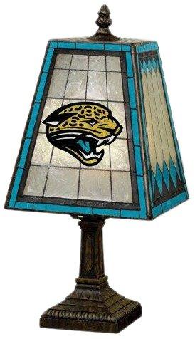 Jacksonville Jaguars 14 Inch Art Glass ()