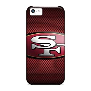 Iphone Covers Cases - San Francisco 49ers Protective Cases Compatibel With Iphone 5c