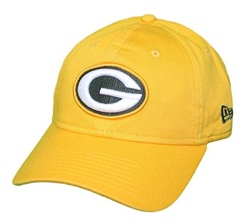 New Era Green Bay Packers NFL 9Twenty Core Classic Secondary Adjustable Hat