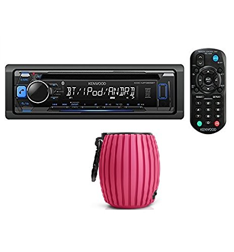 Kenwood KDC-MP372BT Car Stereo