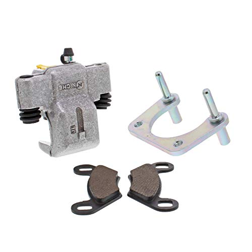 (NICHE Rear Right Brake Caliper Pads Mounting Bracket for Polaris RZR 800 2008-2014 )
