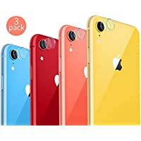 Casetego Compatible iPhone XR Camera Lens Protector, [3...