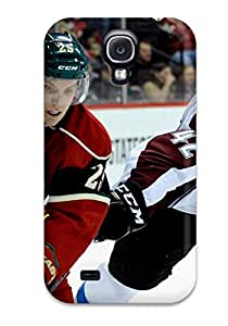 Christopher B. Kennedy's Shop New Style minnesota wild hockey nhl (99) NHL Sports & Colleges fashionable Samsung Galaxy S4 cases