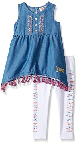 Juicy Couture Cotton Leggings - 8