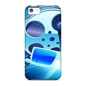 Durable Case For The Iphone 5c- Eco-friendly Retail Packaging(three D)