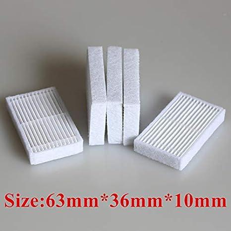 JangGun Store - Juego de 5 Piezas de filtros HEPA para aspiradora ...
