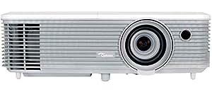 "Optoma EH400+ - Proyector (4000 lúmenes ANSI, DLP, 1080p (1920x1080), 22000:1, 16:9, 1014 - 7615,2 mm (39.9 - 299.8""))"