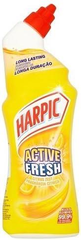 Harpic Active Fresh Citrus Gel, 750ml
