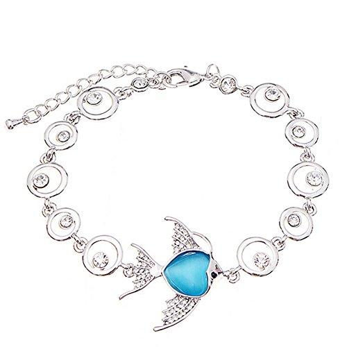 Ball And Chain Costume Homemade (MosierBizne Simple Wild Crystal Bracelet(1))